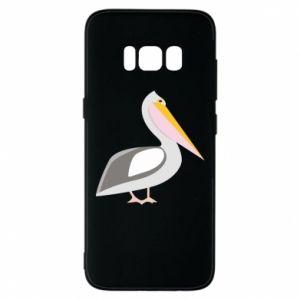 Etui na Samsung S8 Romantyczny Pelikan