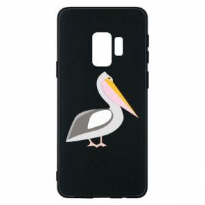 Etui na Samsung S9 Romantyczny Pelikan