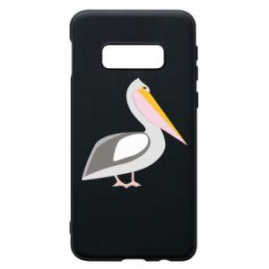 Etui na Samsung S10e Romantyczny Pelikan