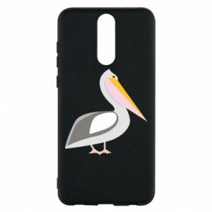 Etui na Huawei Mate 10 Lite Romantyczny Pelikan