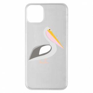 Etui na iPhone 11 Pro Max Romantyczny Pelikan