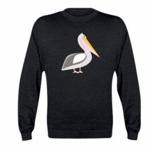 Bluza dziecięca Romantyczny Pelikan