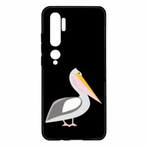 Etui na Xiaomi Mi Note 10 Romantyczny Pelikan