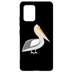 Etui na Samsung S10 Lite Romantyczny Pelikan