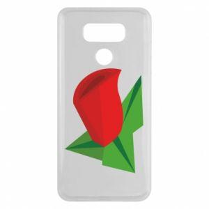 Etui na LG G6 Rose flower abstraction
