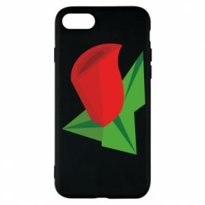 Etui na iPhone 8 Rose flower abstraction