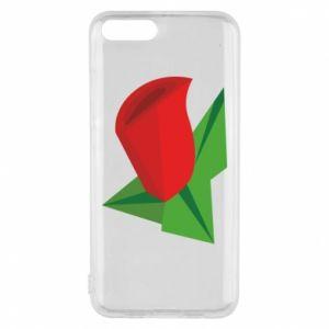 Etui na Xiaomi Mi6 Rose flower abstraction