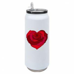 Puszka termiczna Rose heart