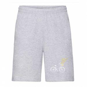 Men's shorts Bike and stars