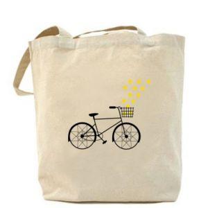 Bag Bike and stars
