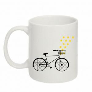 Mug 330ml Bike and stars