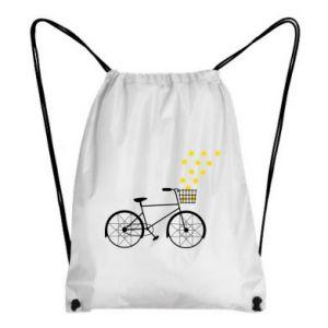 Backpack-bag Bike and stars