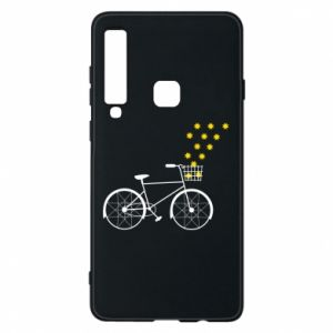 Phone case for Samsung A9 2018 Bike and stars