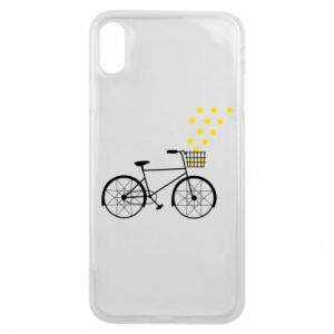 Phone case for iPhone Xs Max Bike and stars