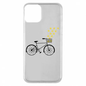 Phone case for iPhone 11 Bike and stars