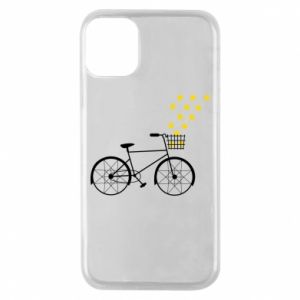 Phone case for iPhone 11 Pro Bike and stars