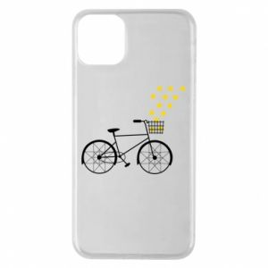 Phone case for iPhone 11 Pro Max Bike and stars