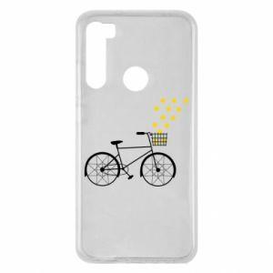 Xiaomi Redmi Note 8 Case Bike and stars