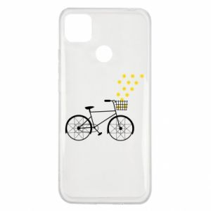 Xiaomi Redmi 9c Case Bike and stars