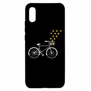Xiaomi Redmi 9a Case Bike and stars