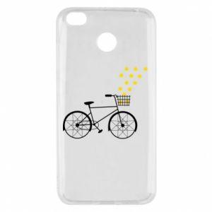 Xiaomi Redmi 4X Case Bike and stars