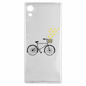 Sony Xperia XA1 Case Bike and stars