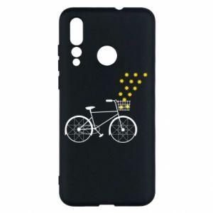 Huawei Nova 4 Case Bike and stars