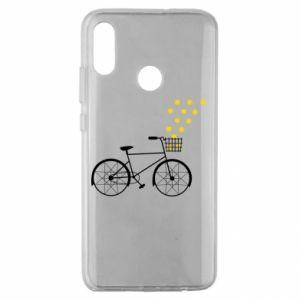 Huawei Honor 10 Lite Case Bike and stars