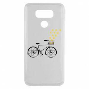 LG G6 Case Bike and stars