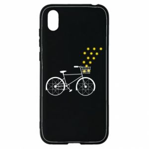 Huawei Y5 2019 Case Bike and stars