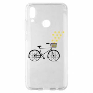 Huawei P Smart 2019 Case Bike and stars
