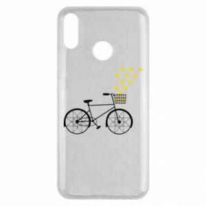 Huawei Y9 2019 Case Bike and stars