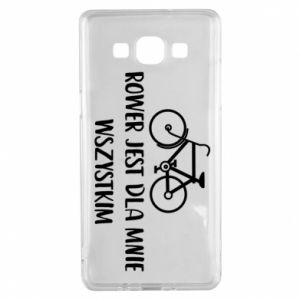 Samsung A5 2015 Case The bike is everything to me