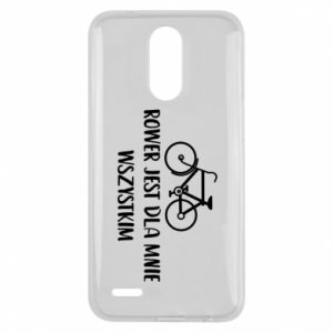 Lg K10 2017 Case The bike is everything to me