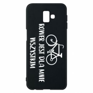 Phone case for Samsung J6 Plus 2018 The bike is everything to me