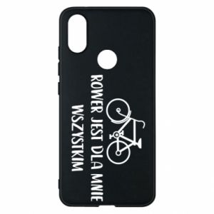 Phone case for Xiaomi Mi A2 The bike is everything to me
