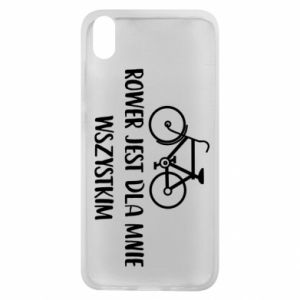 Phone case for Xiaomi Redmi 7A The bike is everything to me
