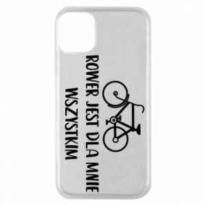 Phone case for iPhone 11 Pro The bike is everything to me