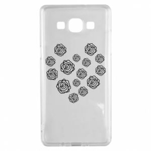Samsung A5 2015 Case Roses