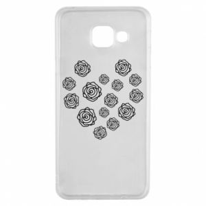 Samsung A3 2016 Case Roses