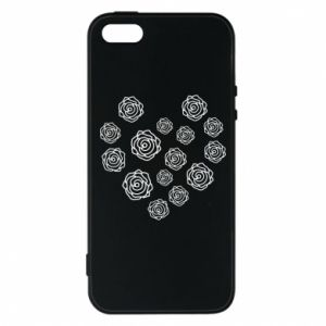 iPhone 5/5S/SE Case Roses
