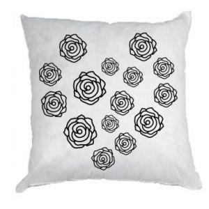 Pillow Roses