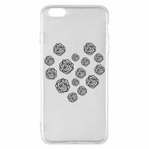 iPhone 6 Plus/6S Plus Case Roses