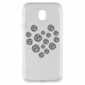 Phone case for Samsung J3 2017 Roses