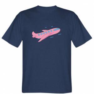 Koszulka Różowy samolot