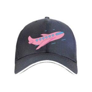 Cap Pink plane