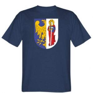 T-shirt Ruda Slaska arms