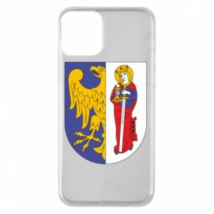 Phone case for iPhone 11 Ruda Slaska arms