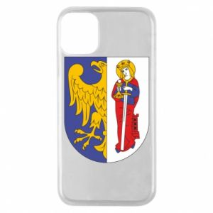 Phone case for iPhone 11 Pro Ruda Slaska arms