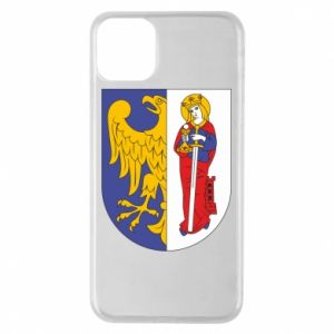 Phone case for iPhone 11 Pro Max Ruda Slaska arms